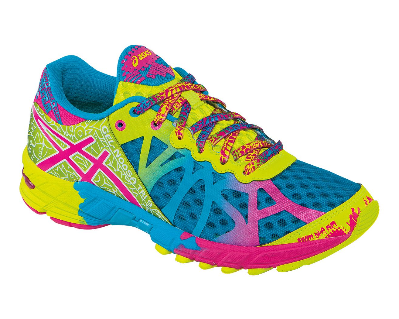 reviews for asics gel noosa tri 9