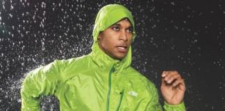 Best rain jacket for running