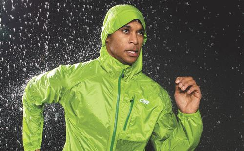 Best rain jacket for running
