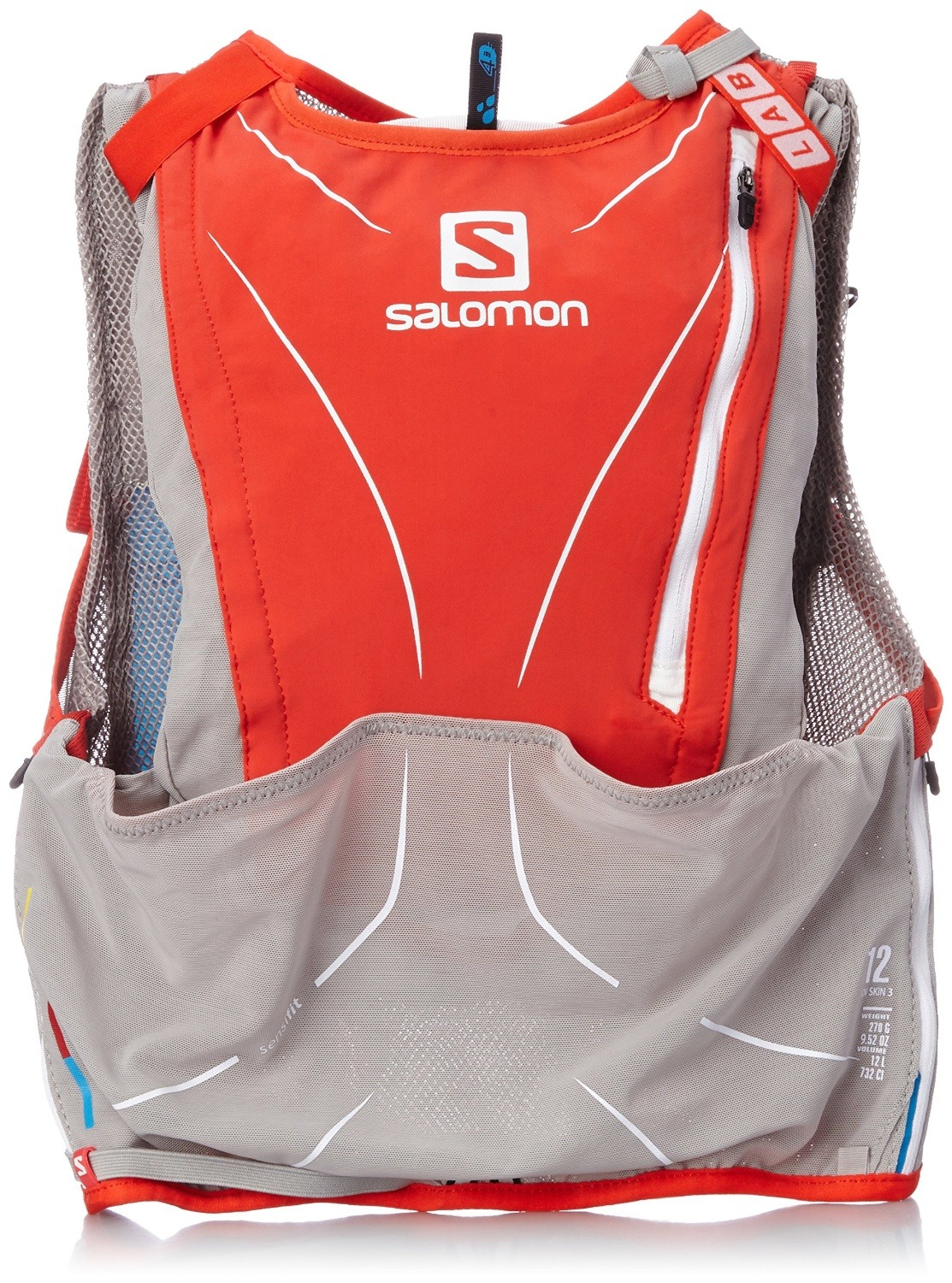 SALOMON S-LAB ADVANCED SKIN 3 12 SET RACING VEST