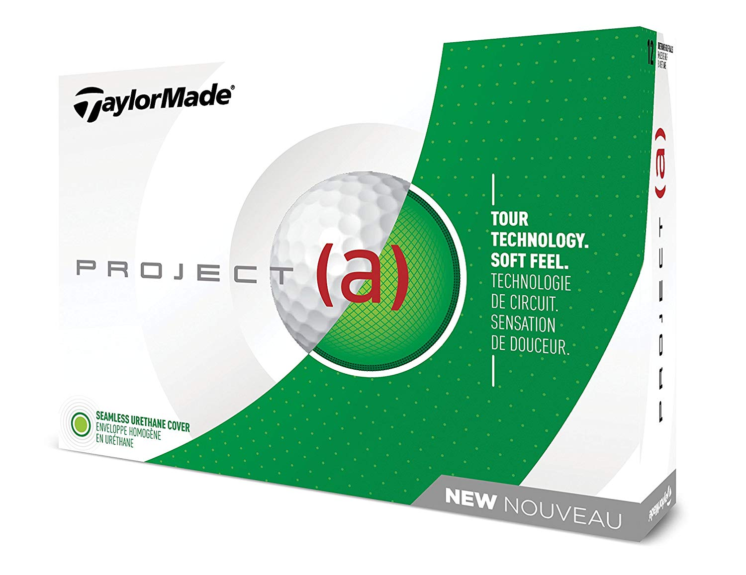 TaylorMade project golf balls Review