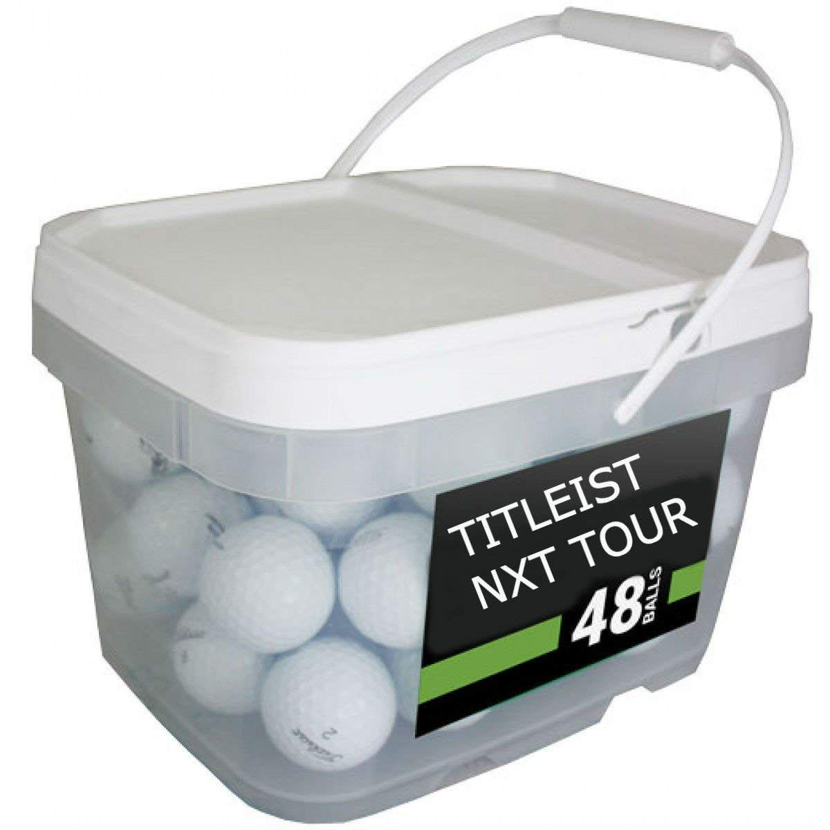 Titleist NXT tour golf ball Review