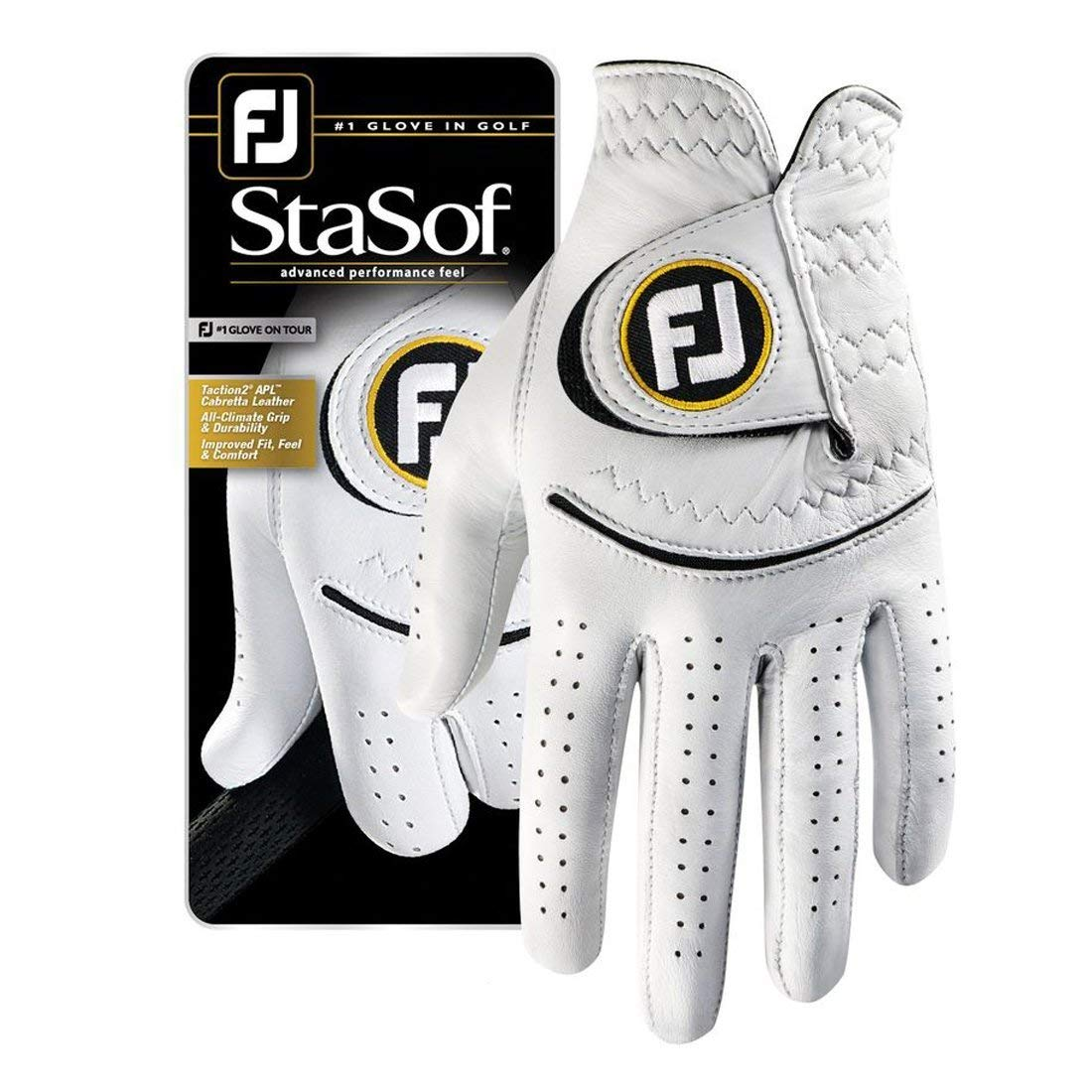 FootJoy StaSof Golf Glove Review