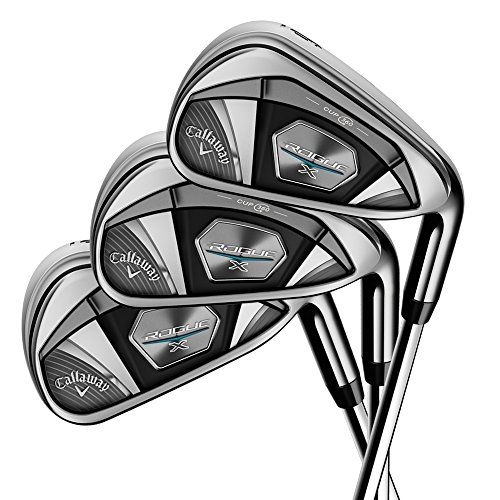 Callaway Golf 2018 Men's Rogue Irons Review