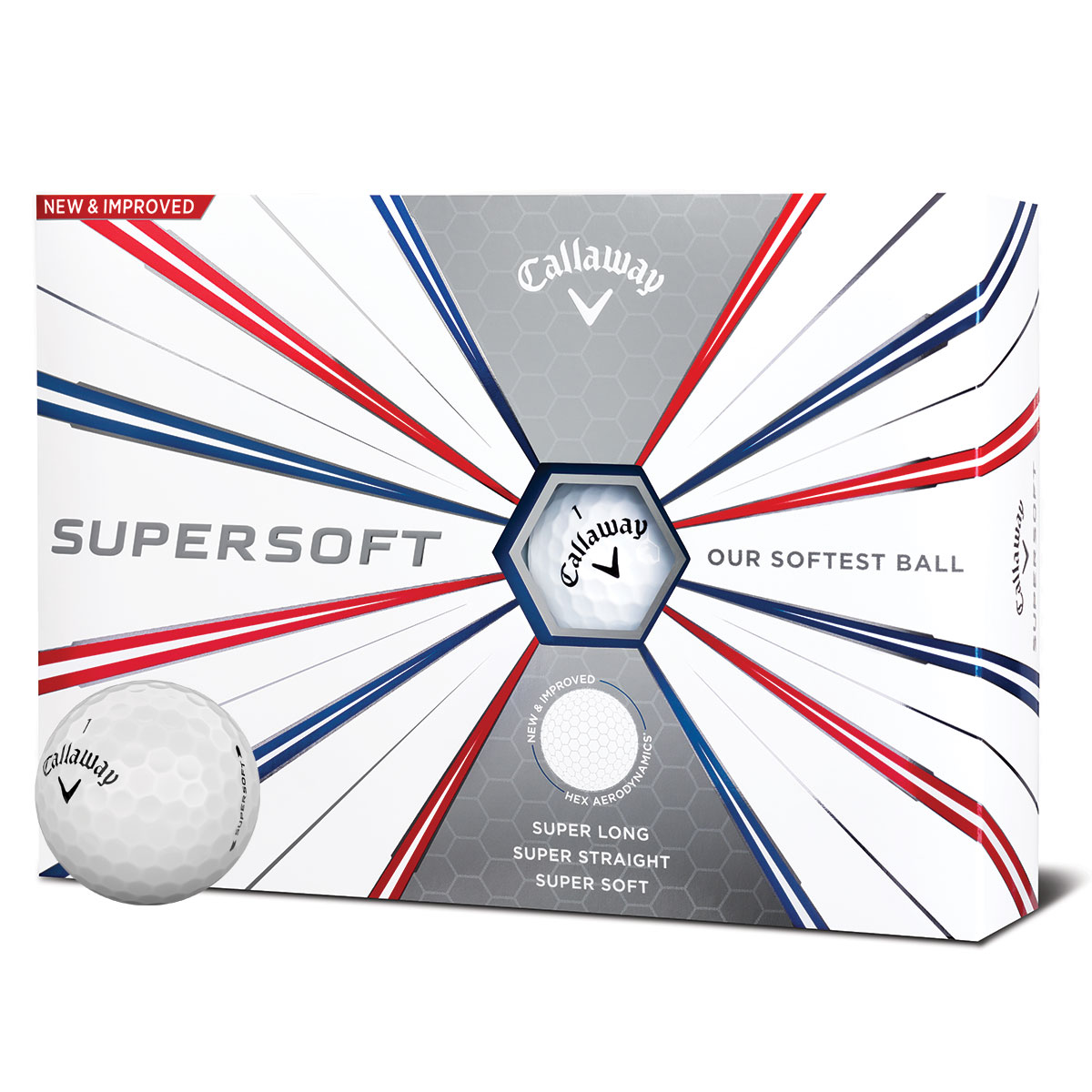 Callaway Golf Supersoft Golf Balls Review