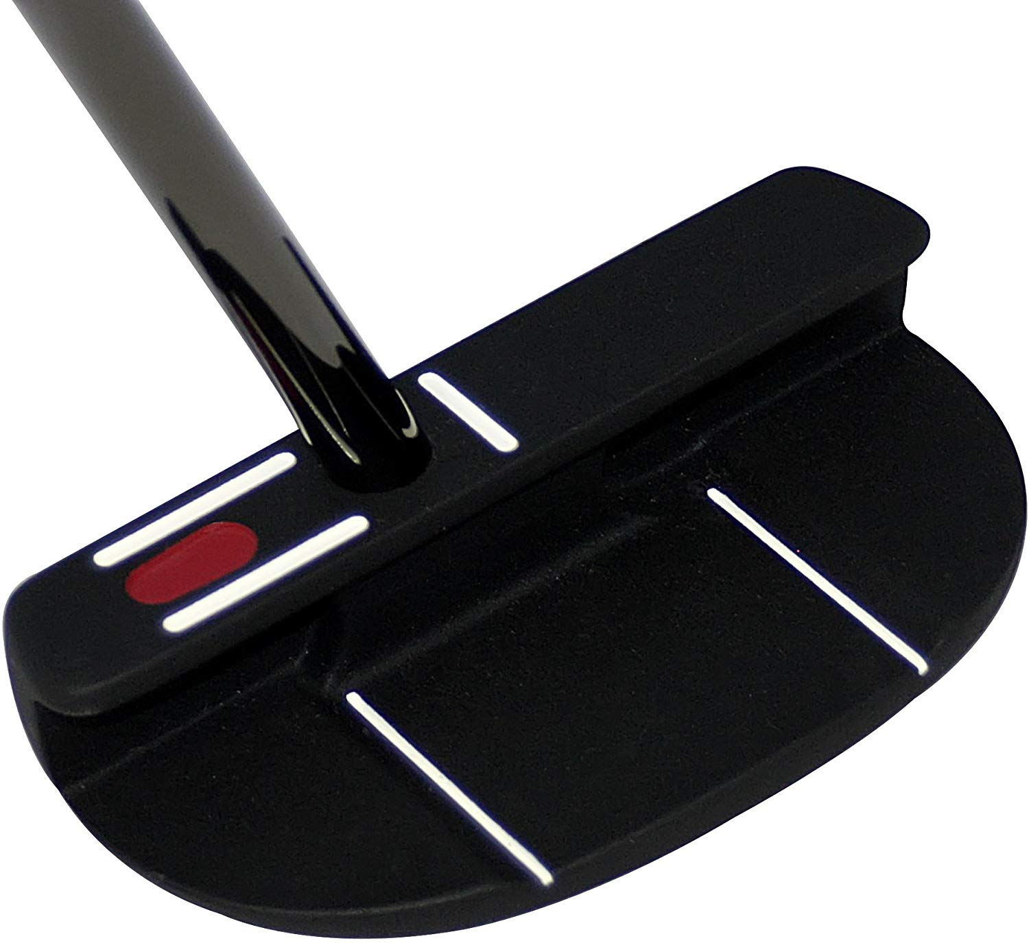 Seemore FGP Black Mallet Putter Review