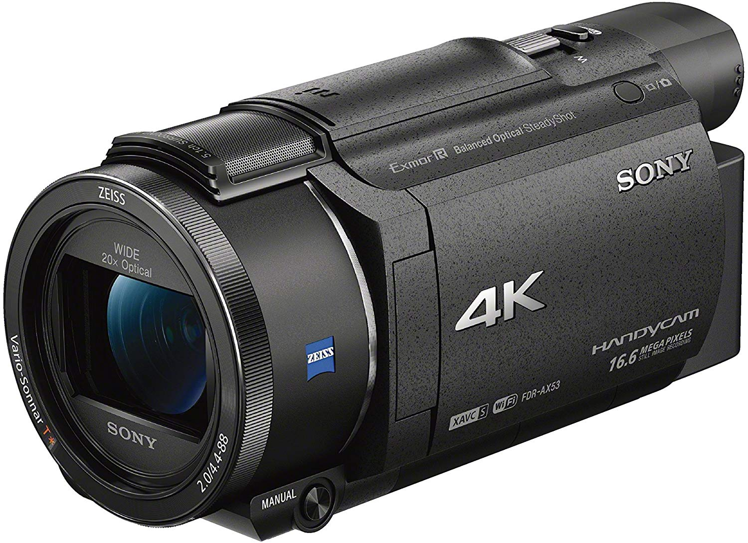 Sony FDRAX53/B Review