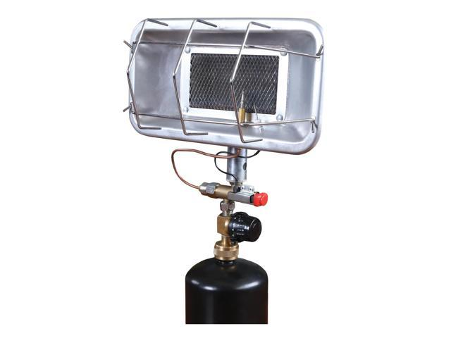 Stansport Deluxe Golf/Marine Infrared Propane Heater Review