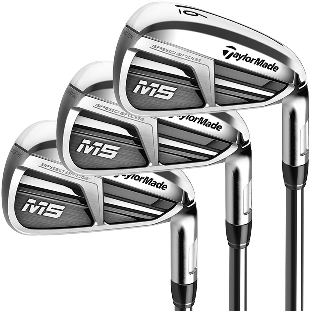 TaylorMade Golf M5 Iron Set Review