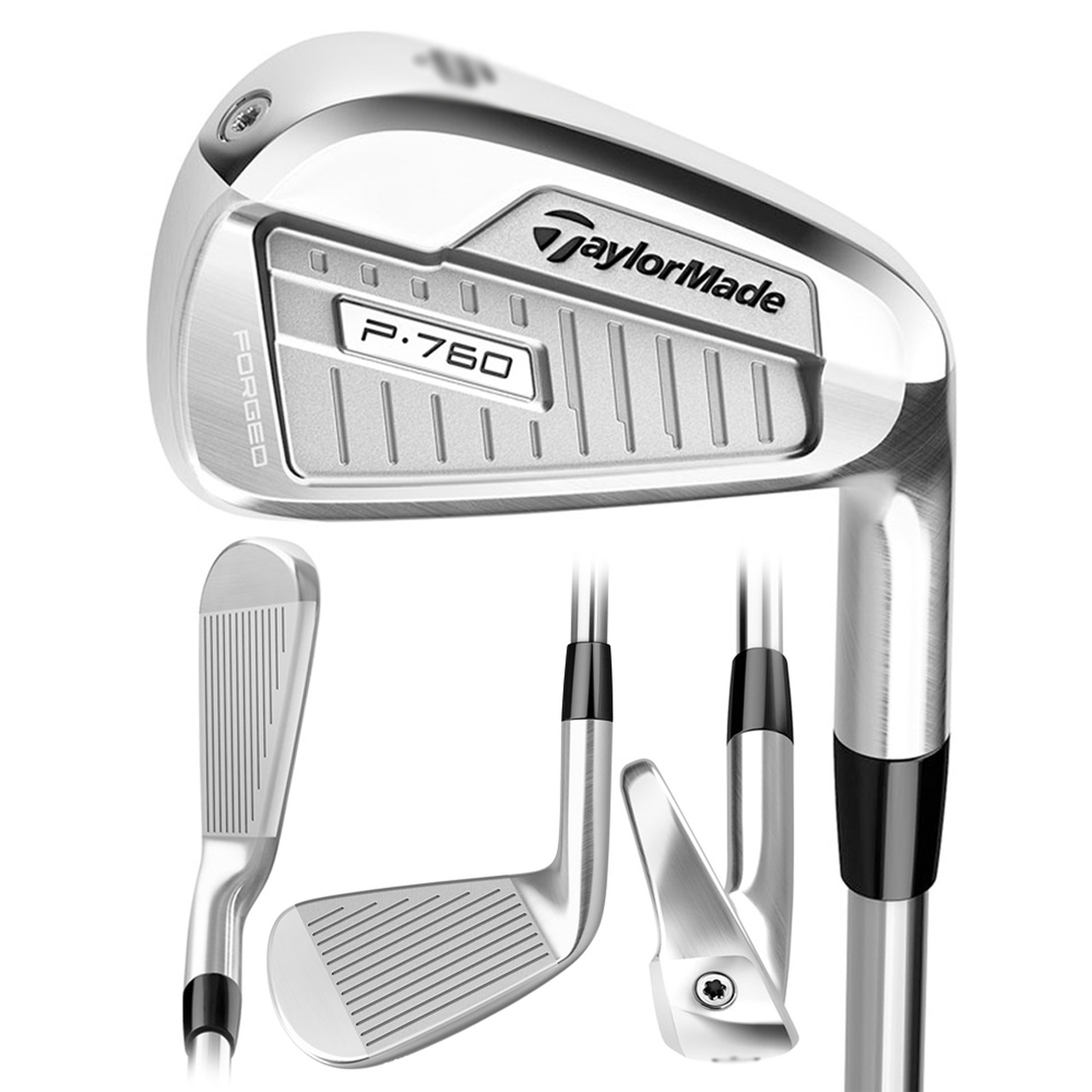 TaylorMade Golf P760 Men's Iron Set Review