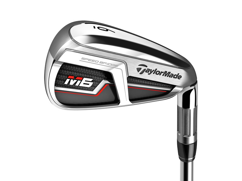 TaylorMade M6 Iron Review