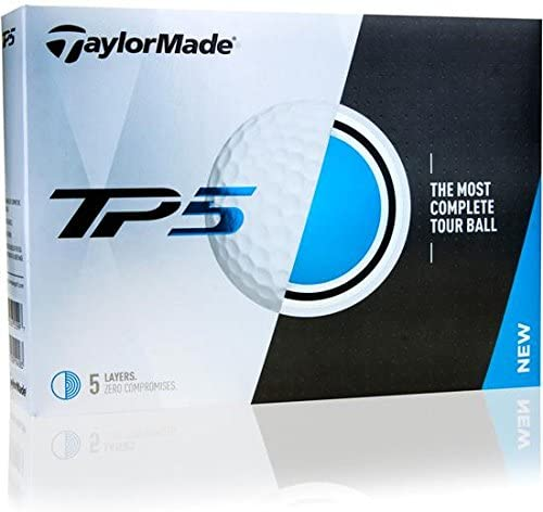 TaylorMade TP5 Prior Generation Golf Balls Review