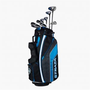 Callaway Men's Strata Ultimate Complete Golf Set Review