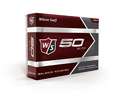 Wilson Staff Fifty Elite Review
