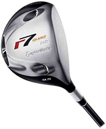 TaylorMade R7 Quad Driver Review
