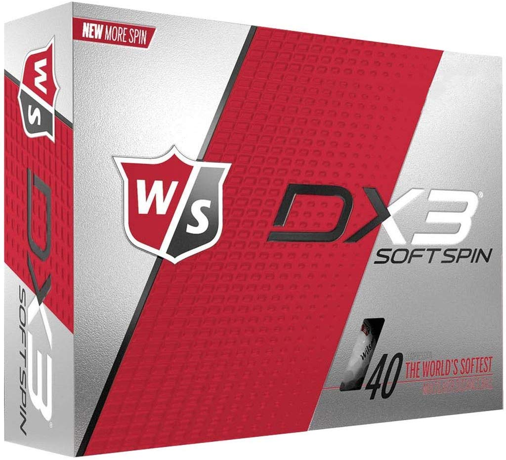 WILSON DX3 SOFT SPIN Review