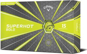 Callaway Golf Superhot Bold Matte Golf Balls Review