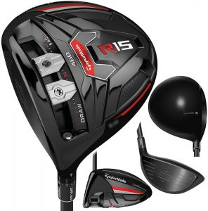 TaylorMade R15 Black Driver Review